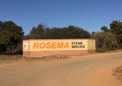 Rosema sign